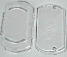 PSP GO水晶盒