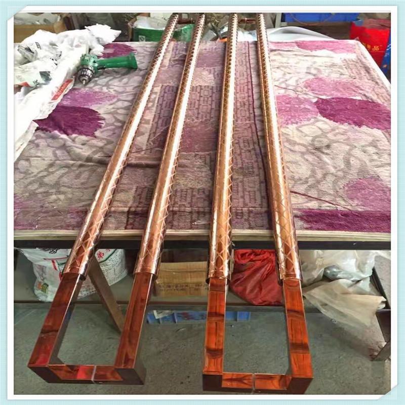 供应不锈钢拉手玻璃门专用拉手加工厂家玻璃门拉手