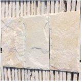 劈离砖 雪花白 天然白蘑菇石厂家直销 外墙装饰的材料