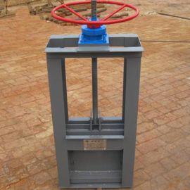 不锈钢闸门 动滑轮钢制闸门 深水钢闸门
