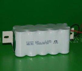 山东迪生D4Ah镍镉充电电池