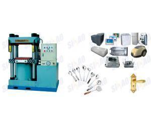 佛山首饰冲压液压机、四柱上移式液压机、四柱液压机