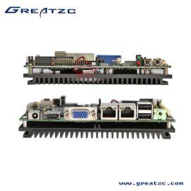 3.5寸1037U嵌入式工控主板 板载2G内存 可定制4G
