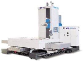 韩国WIA数控卧式镗铣加工中心:KBN135