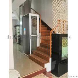 私人定制别墅电梯 无机房家用电梯 天津别墅电梯