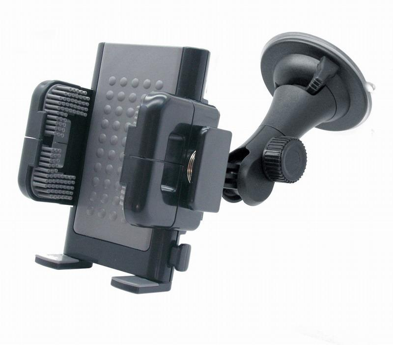 FLY S2123W-C通用車載大關節手機支架 車用多功能GPS導航儀座