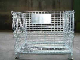 供应广州番禺折叠式铁笼子