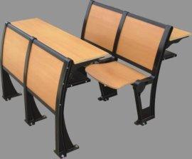 钢木连排 校用阶梯椅连排椅