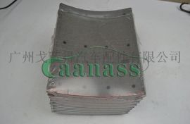 VOLVO鼓式刹车片VV300/3090352 /WVA:19940