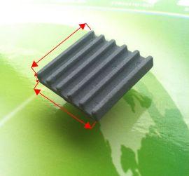 供应CPU碳化硅氧化铝电子散热片,超高导热芯片散热器