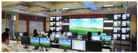 德彩光电,LED室内显示屏,安防监控,应用解决方案