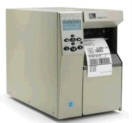 标签打印机 斑马条码机ZEBRA105SL条码打印机 贴标机