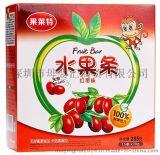 紅棗味水果條嬰兒食品嬰兒水果條