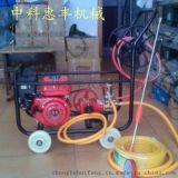 高压喷雾400L打药机|担架式打药机|轮式打药机