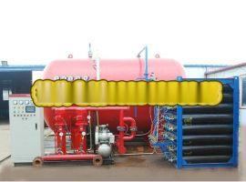 气体顶压消防应急气压给水设备DLC0.4/10-6型号齐全