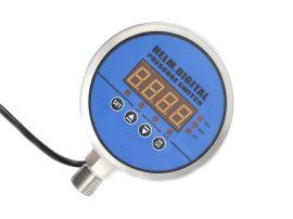 数显压力开关, 智能压力控制器 ,数显电接点压力表