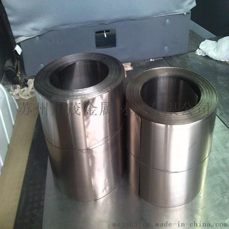 生产加工高纯度NB1铌片 现货磨光高精度铌板 铌靶材