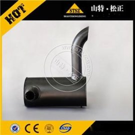 小松挖掘机6208-11-5210各种车型原厂消音器低价**PC130-7配件