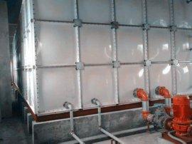 佳木斯SMC膨胀玻璃钢水箱