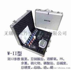 水产养殖水质分析仪,奥克丹W-2型水产水质分析仪,水产水质检测仪器