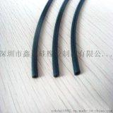 深圳厂家专业生产定制导电硅橡胶 石墨 铝镀银 玻璃镀银导电硅橡胶管