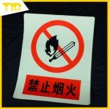 福建廠家直銷夜光膜 熒光指示牌 發光消防標牌 消防警示蓄光貼膜
