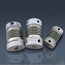 上海连一供应军工品质DY04金属波纹管联轴器