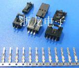 TJC8杜邦2.54带锁带扣直针,飞机头胶壳,端子