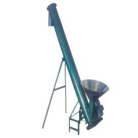 粉剂用螺旋提升机 3米长螺杆喂料机qc