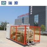 瑞源电锅炉 反应釜压板专用导热油加热锅炉