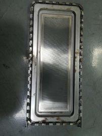 微波爐面板透氣孔鐳射穿透焊背面不發黃 方便速度