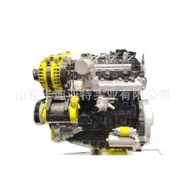 解放发动机 解放龙V 潍柴RA428系列国六柴油发动机总成 图片价格