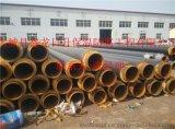 河北大城保温基地dn150聚氨酯发泡保温管厂家直销价格