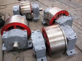 干粉砂浆三筒烘干机托轮   3.6X7米