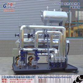 江苏瑞源 三十年 环保节能 厂家直销 非标定制 煤改电电导热油炉
