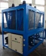 博盛风冷式工业冷冻机组