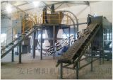 黏土自動破包機 自動拆包投料機  CDJ50自動投料機