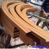 供应海南铝方通 铝方管 木纹铝方通