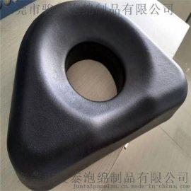 PU泡棉注塑一体成型,PU自结皮坐垫,PU成型