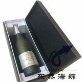 深圳珍珠棉異型材 EPE珍珠棉內襯托盤玻璃瓶內襯