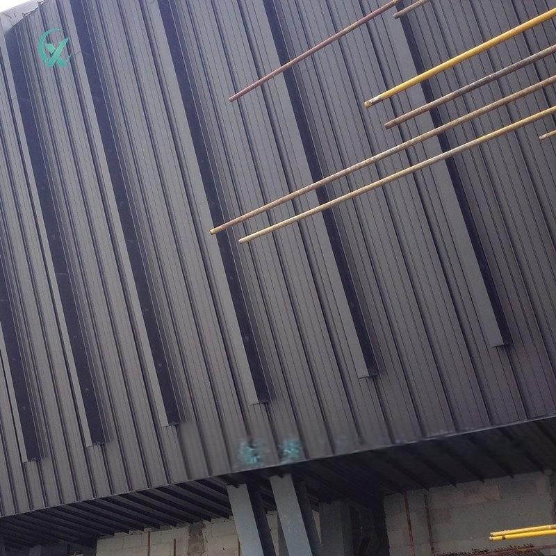 珠海鋁鎂錳板 直立鎖邊鋁鎂錳屋面 鋁鎂合金板
