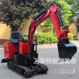 云南开远万斯特农田里翻土的超小型挖掘机多少钱