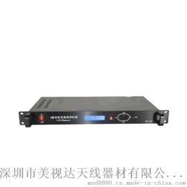 八路有线电视调制器数字转模拟前端**转RF射频转换器一体机