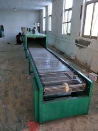 定做高温隧道炉烘干线隧道式网带流水线烤炉工业烤箱