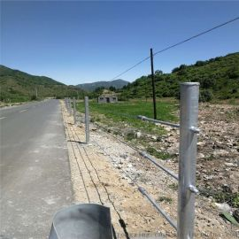 景区护栏@景区钢丝绳护栏@景区公路护栏