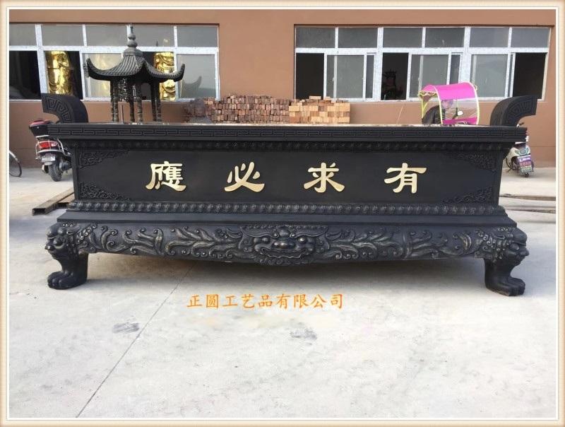 广西香炉铸造厂家,圆形香炉|长方形香炉定做厂家