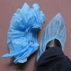 加厚无纺布一次性鞋套 佳创无尘车间专用鞋套