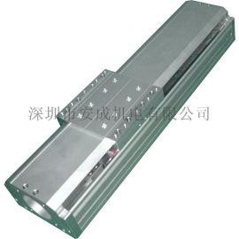 136线性模组铝合金材质直线模组滑台高效工作台