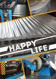 合肥优质钢板仓波纹板型材生产线