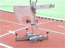 进口塑胶跑道便携式抗滑值测试仪摆式摩擦以